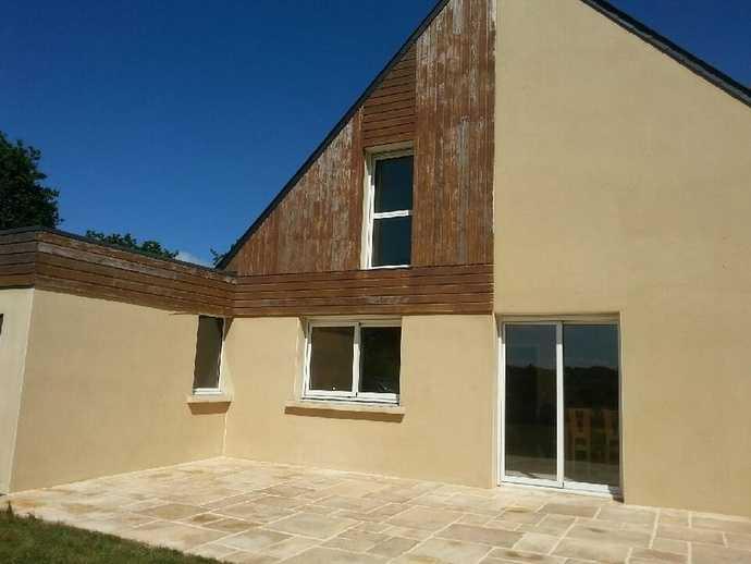 lavage toiture ou murs maison