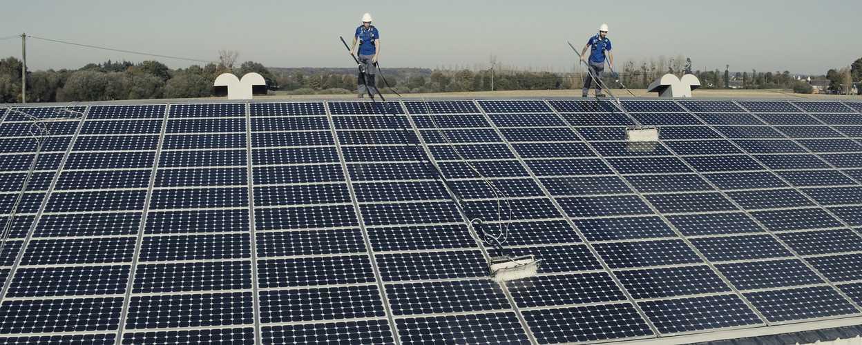 Solar+ : spécialiste pour l''optimisation de vos panneaux photovoltaïques 0